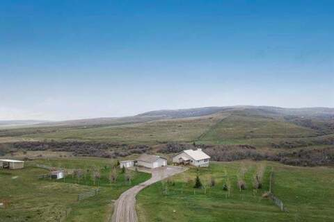 House for sale at 293007 Southfork Rd Rural Willow Creek M.d. Alberta - MLS: C4296890