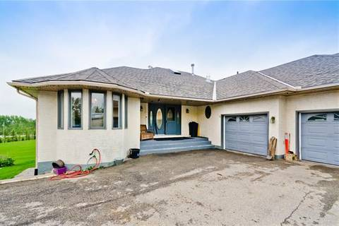 House for sale at 293015 Twp Rd 263  Balzac Alberta - MLS: C4256157