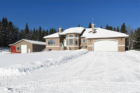 House for sale at 29332 Jack Eby Trail (rr 53)  Rural Mountain View County Alberta - MLS: C4229386