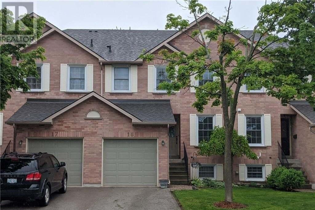 Townhouse for sale at 2935 Headon Forest Dr Burlington Ontario - MLS: 30809312