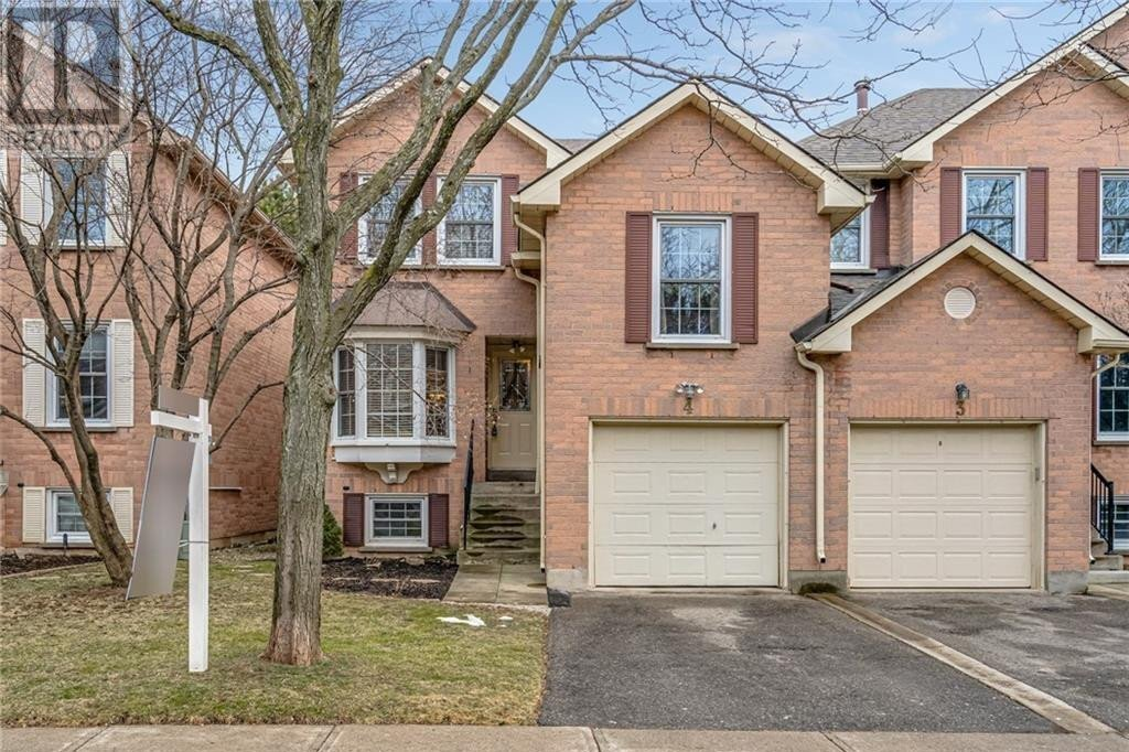Townhouse for sale at 2935 Headon Forest Dr Burlington Ontario - MLS: 40055660