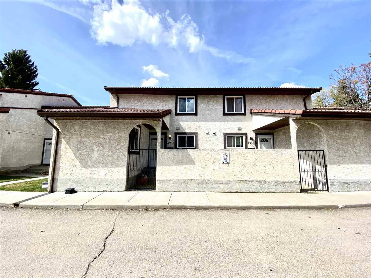 Townhouse for sale at 2936 36 St Nw Edmonton Alberta - MLS: E4180941