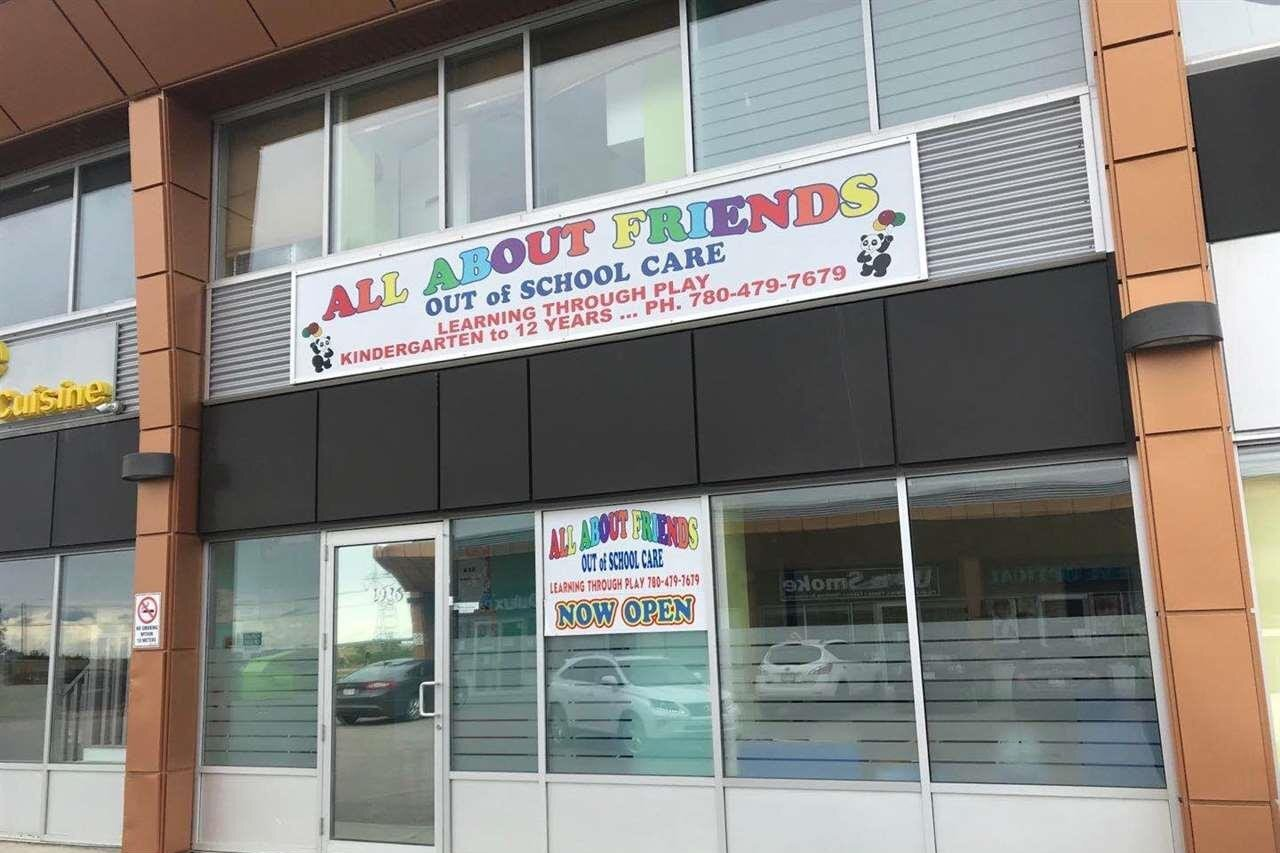 Commercial property for lease at 2936 Ellwood Dr SW Edmonton Alberta - MLS: E4215448