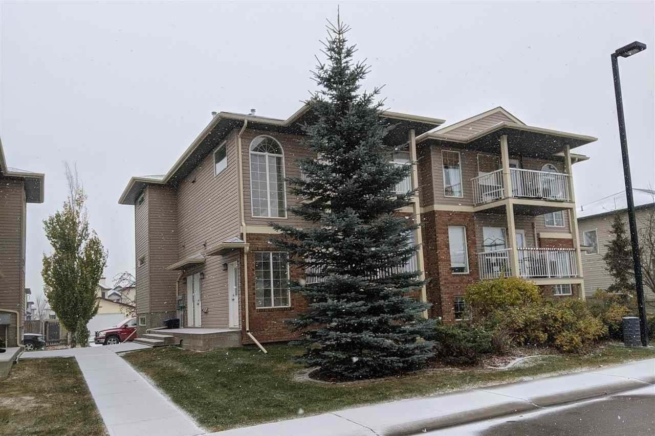 Townhouse for sale at 2937 26 St NW Edmonton Alberta - MLS: E4218478