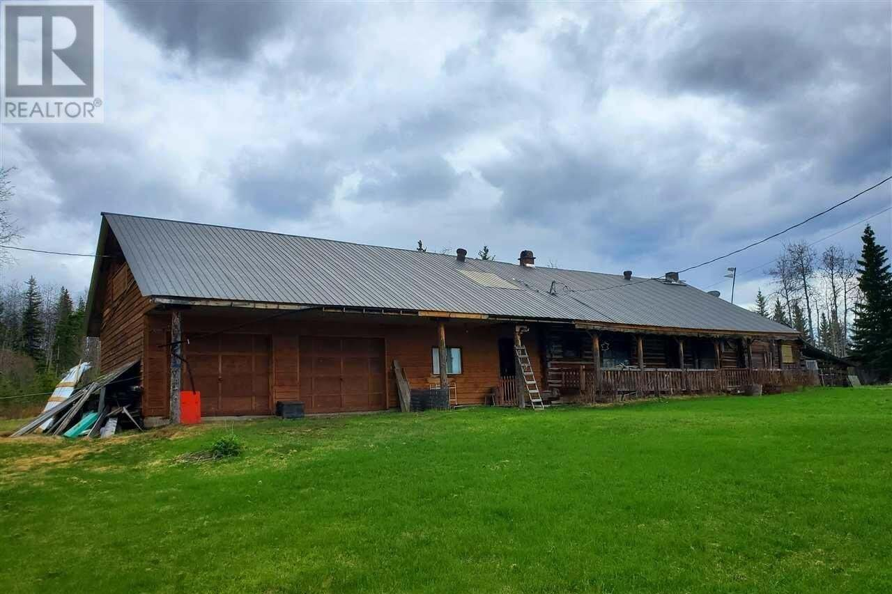 House for sale at 29372 W Bickle Rd Burns Lake British Columbia - MLS: R2460431