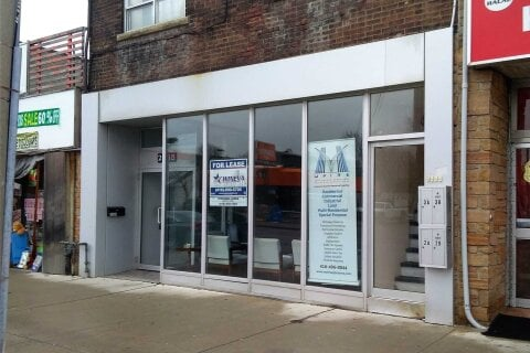 Commercial property for lease at 2938 Danforth Ave Toronto Ontario - MLS: E4977363