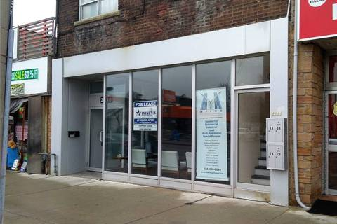 Commercial property for lease at 2938 Danforth Ave Toronto Ontario - MLS: E4681418
