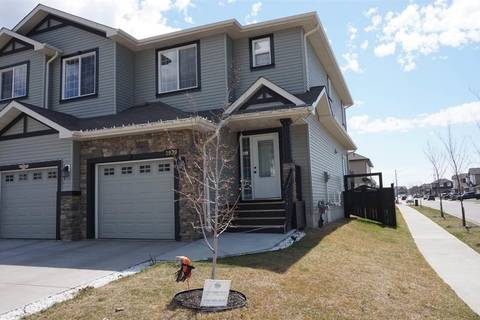 Townhouse for sale at 2939 16 Ave Nw Edmonton Alberta - MLS: E4156636