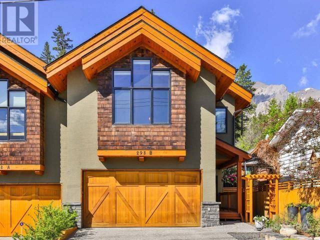 Townhouse for sale at 293 Three Sisters Dr Canmore Alberta - MLS: 49868
