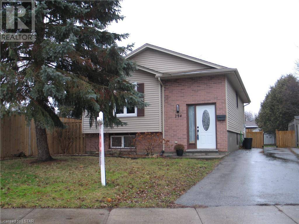 House for sale at 294 Ardsley Cres London Ontario - MLS: 239652