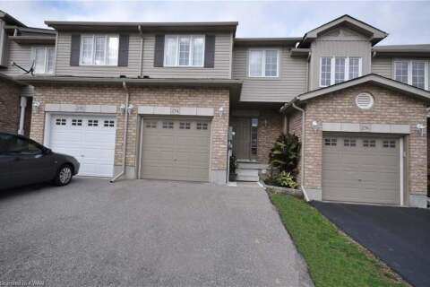 Townhouse for sale at 294 Briarmeadow Dr Kitchener Ontario - MLS: 40022882