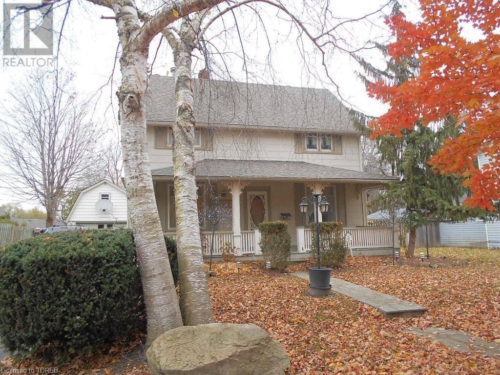House for sale at 294 Broadway St Tillsonburg Ontario - MLS: 231574