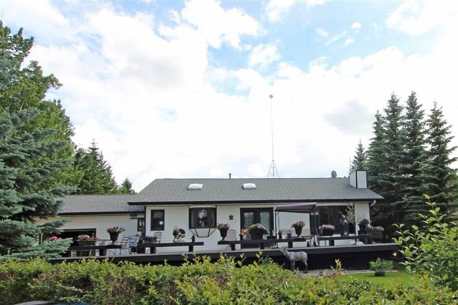 House for sale at 294 Grandview Beach Rural Wetaskiwin County Alberta - MLS: E4205953