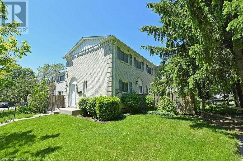 Townhouse for sale at 294 Homestead Ct London Ontario - MLS: 262350