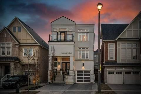 House for sale at 294 Ilan Ramon Blvd Vaughan Ontario - MLS: N4424686