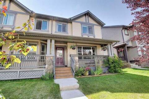 Townhouse for sale at 294 Luxstone  Wy SW Airdrie Alberta - MLS: A1019492
