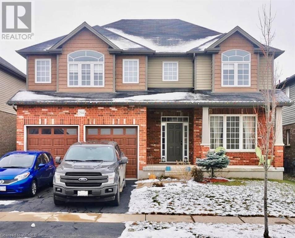 House for sale at 294 Munnoch Blvd Woodstock Ontario - MLS: 246106