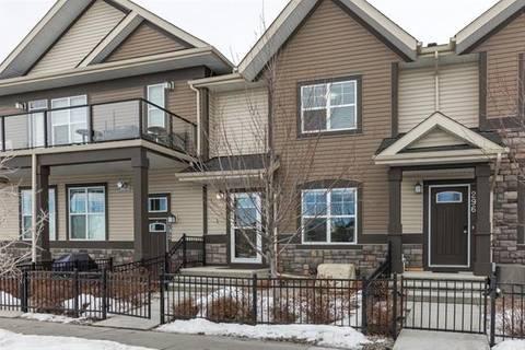 Townhouse for sale at 294 Promenade Wy Southeast Calgary Alberta - MLS: C4288812