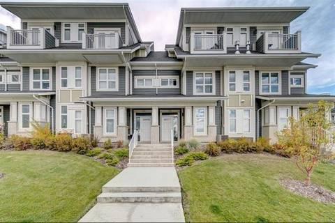 Townhouse for sale at 294 Silverado Plains Pk Southwest Calgary Alberta - MLS: C4284695
