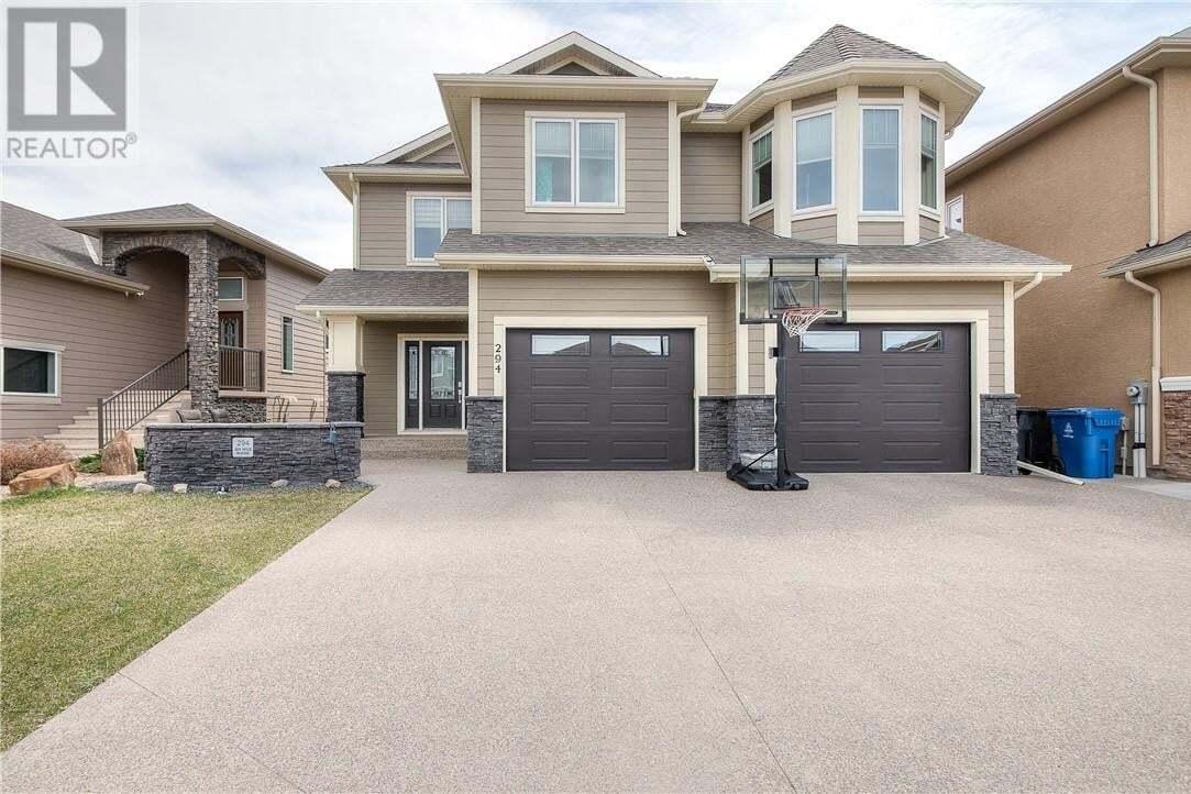 House for sale at 294 Sixmile Rdge South Lethbridge Alberta - MLS: ld0186341