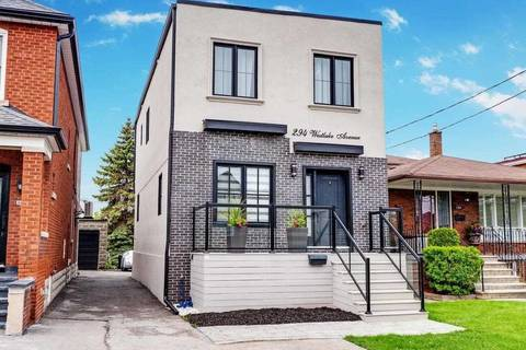 House for sale at 294 Westlake Ave Toronto Ontario - MLS: E4486619