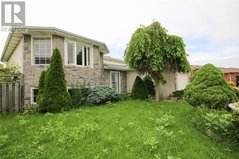 House for sale at 2941 Robillard  Windsor Ontario - MLS: 19020252