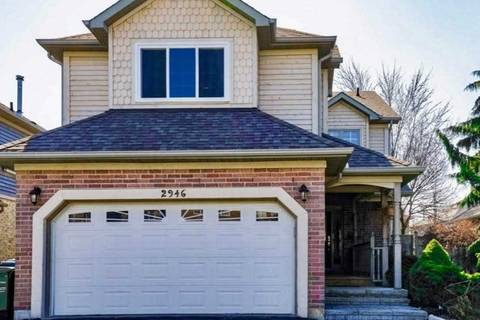 House for sale at 2946 Duncairn Dr Mississauga Ontario - MLS: W4702203