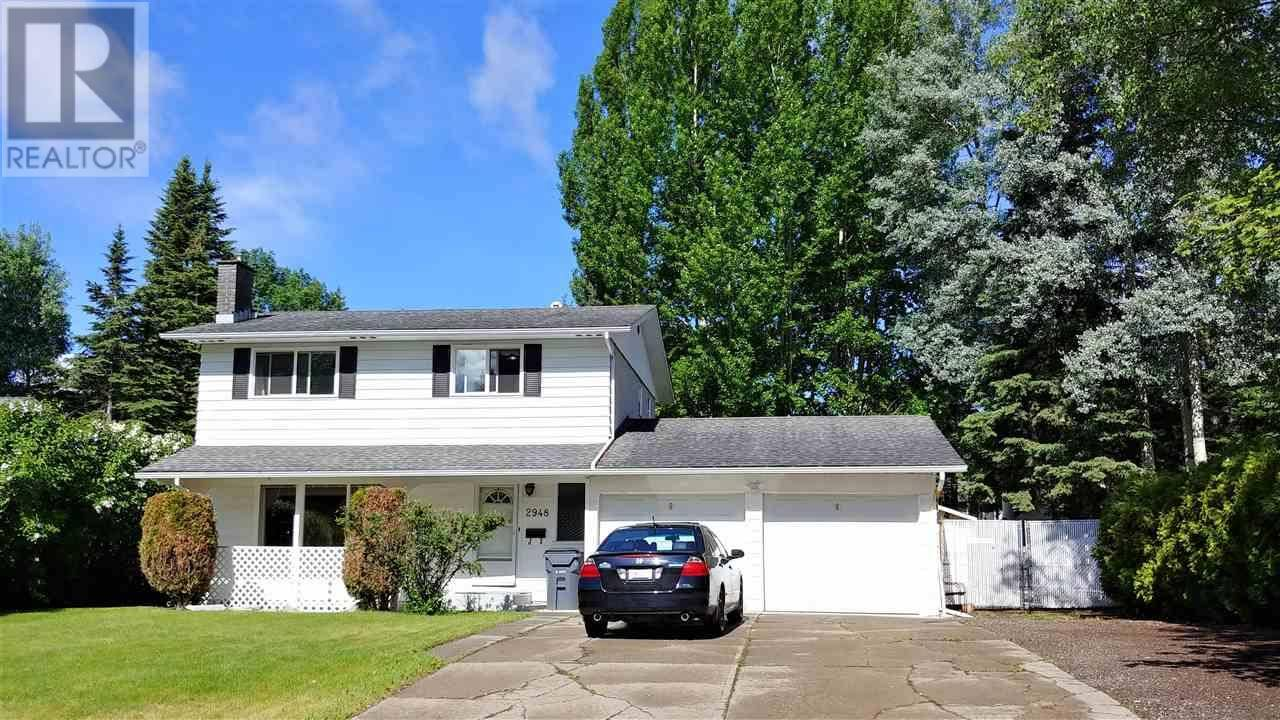 House for sale at 2948 Notre Dame Dr Prince George British Columbia - MLS: R2399065