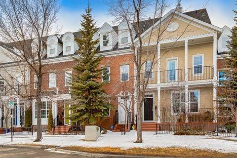 Townhouse for sale at 2949 Peacekeepers Wy Southwest Calgary Alberta - MLS: C4289876