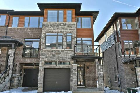 Townhouse for rent at 30 Times Square Blvd Unit 295 Hamilton Ontario - MLS: X4692091