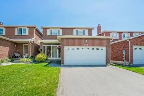 House for sale at 295 Brownridge Dr Vaughan Ontario - MLS: N4494300