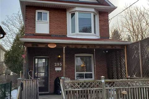 House for sale at 295 Cedarvale Ave Toronto Ontario - MLS: E4411081