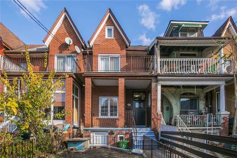 Townhouse for sale at 295 Clinton St Toronto Ontario - MLS: C4632113