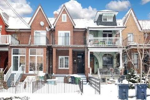 Townhouse for sale at 295 Clinton St Toronto Ontario - MLS: C4701439
