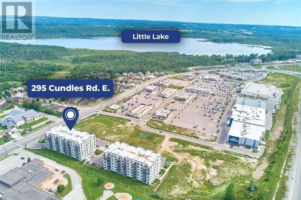 Condo for sale at 295 Cundles Rd East Barrie Ontario - MLS: 40022256