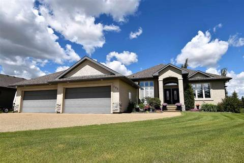 House for sale at 295 Estate Way Cres Nw Rural Sturgeon County Alberta - MLS: E4144489