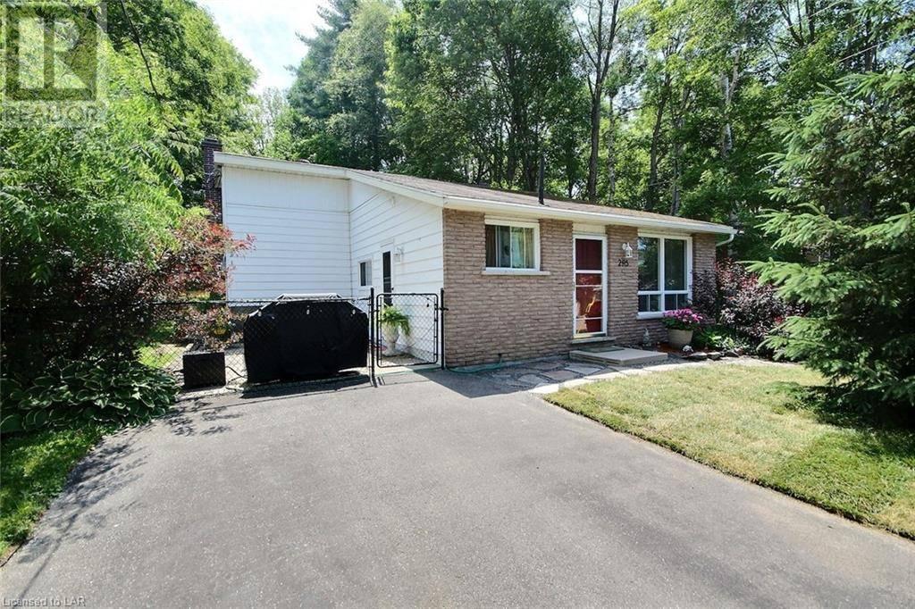 House for sale at 295 Lorne St Gravenhurst Ontario - MLS: 212237