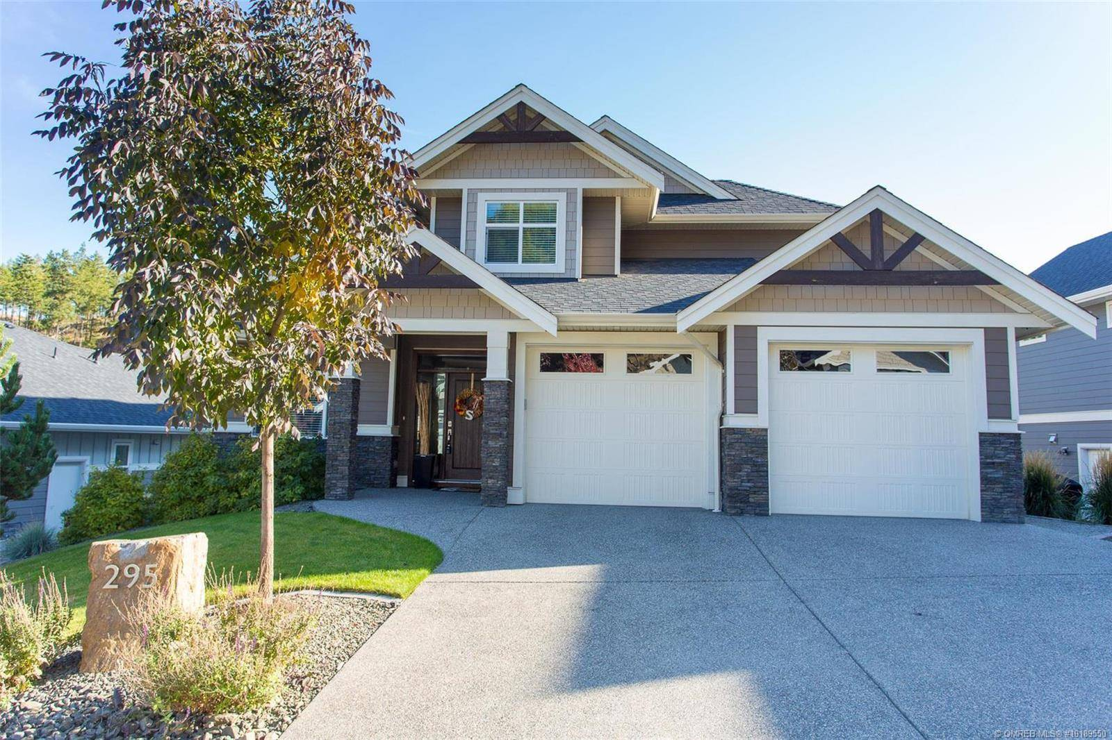 House for sale at 295 Upper Canyon Dr North Kelowna British Columbia - MLS: 10189550