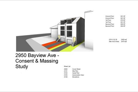 House for sale at 2950 Bayview Ave Toronto Ontario - MLS: C4991211