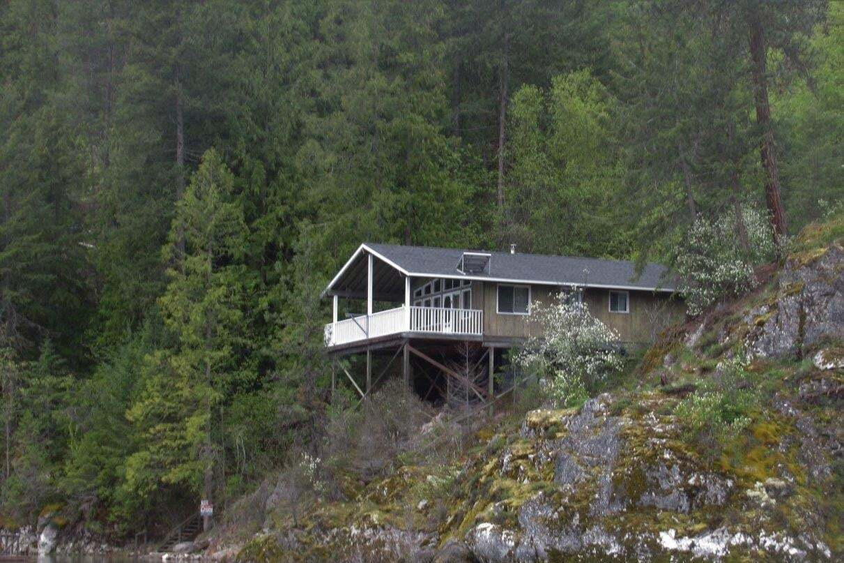 House for sale at 2950 Boat Access Road  Christina Lake British Columbia - MLS: 2452040