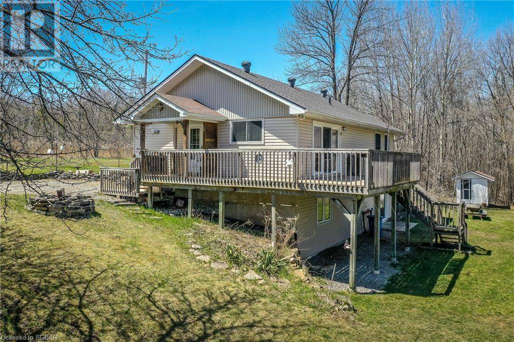 House for sale at 2950 Fesserton Sideroad Severn Ontario - MLS: 257419
