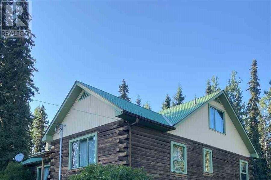 House for sale at 29512 Colleymount Rd Burns Lake British Columbia - MLS: R2450570