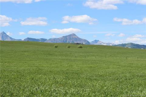 Residential property for sale at 29521 Twp Rd 5-2  Rural Pincher Creek Md Alberta - MLS: LD0157787