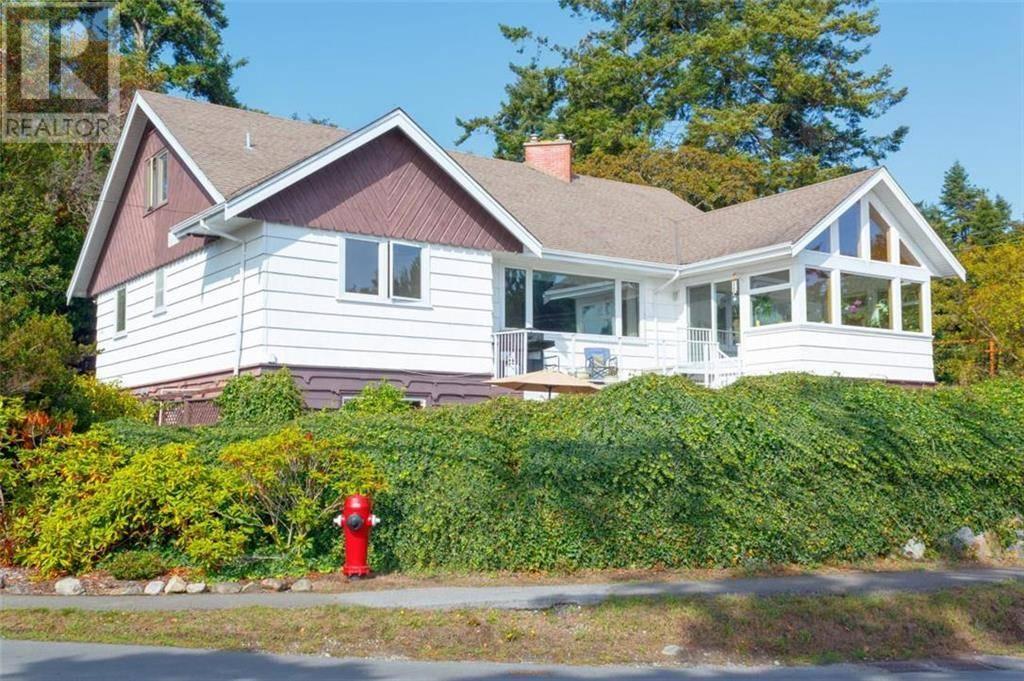 House for sale at 2954 Tudor Ave Victoria British Columbia - MLS: 415980