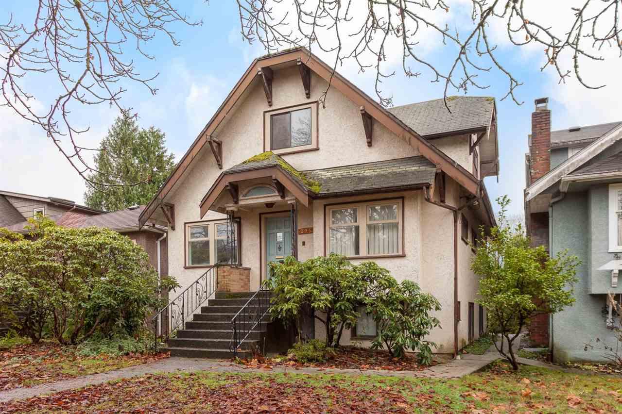 Sold: 2954 W 14th Avenue, Vancouver, BC