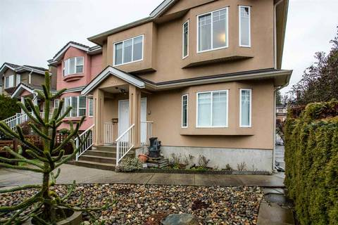 House for sale at 2957 Broadway  E Vancouver British Columbia - MLS: R2434972
