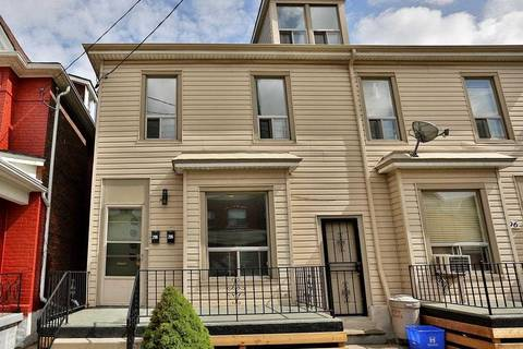 Townhouse for sale at 296 Emerald St Hamilton Ontario - MLS: X4432260