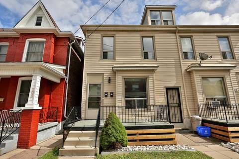 Townhouse for sale at 296 Emerald St Hamilton Ontario - MLS: X4505032