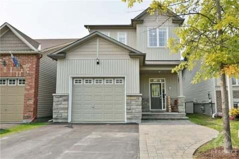 House for sale at 296 Broxburn Cres Ottawa Ontario - MLS: 1210529