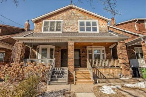 Townhouse for rent at 296 Forman Ave Toronto Ontario - MLS: C4512523